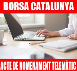 ACTE DE NOMENAMENT TELEMÀTIC 4 DIC 2020 (CATALUNYA)