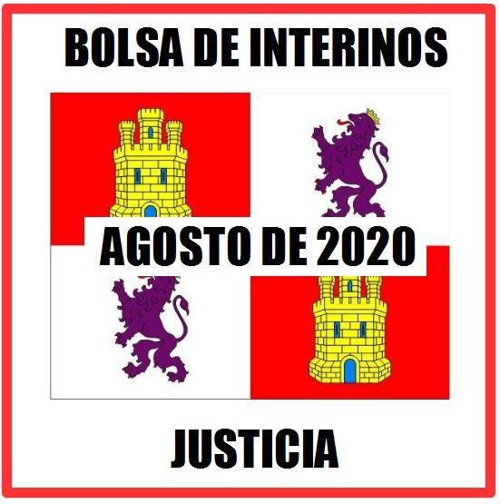 ACTUALIZACIÓN BOLSA DE INTERINOS CASTILLA Y LEÓN 2018 (BURGOS)