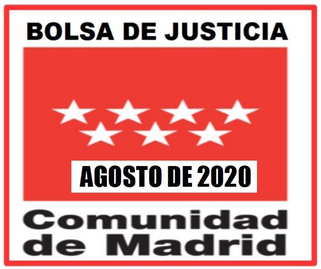 ACTUALIZACIÓN BOLSA DE SELECCIÓN DE PERSONAL INTERINO DE MADRID