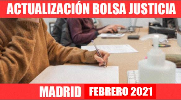 ACTUALIZACIÓN BOLSA DE MADRID  8 DE FEBRERO 2021