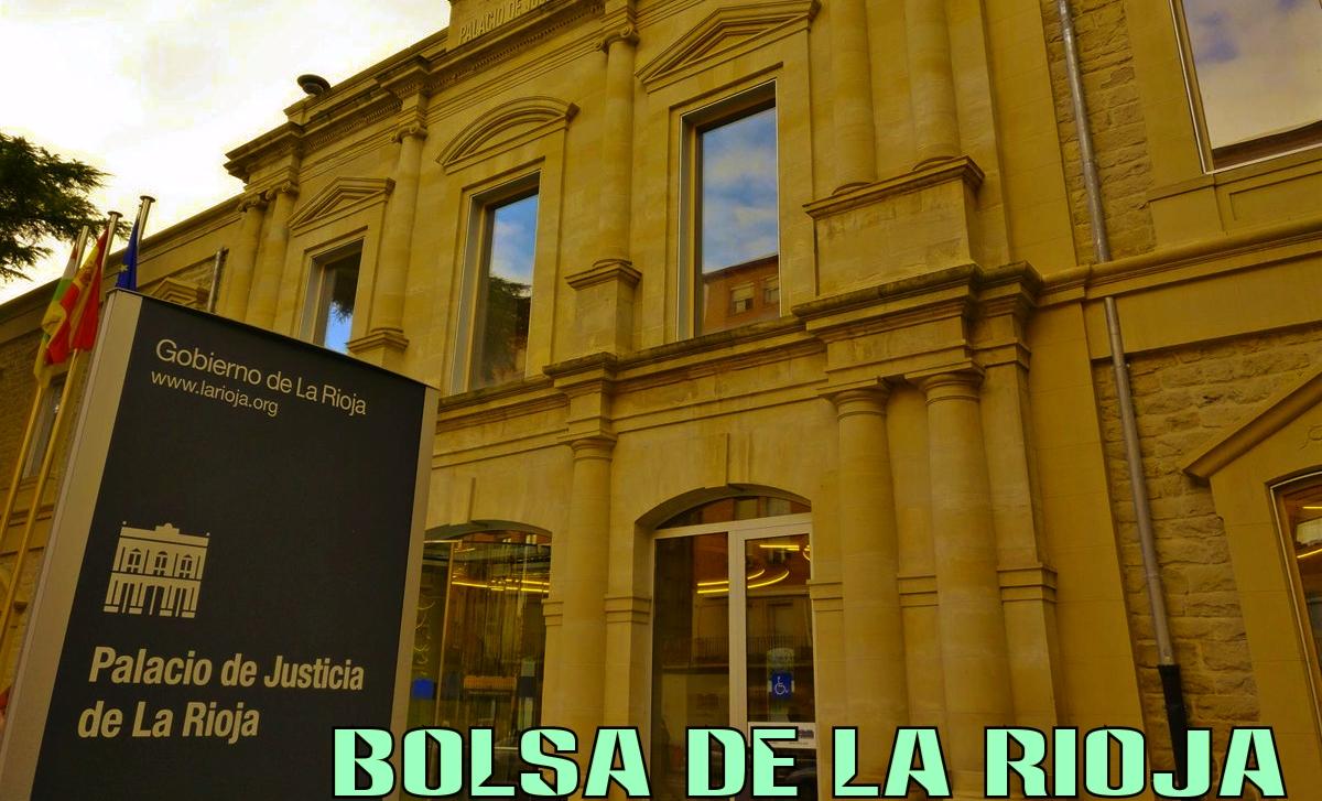 BOLSA LA RIOJA