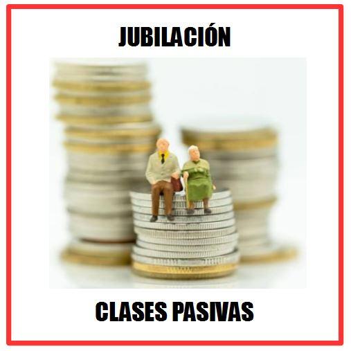 CLASES PASIVAS: CITA PREVIA JUBILACIÓN (TITULARES ANTERIORES A 2011)
