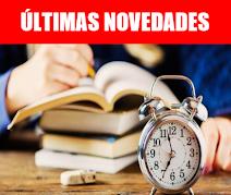OPOSICIÓN AUXILIO JUDICIAL LISTADO ADMITIDOS Y EXCLUIDOS